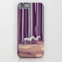 iPhone Cases featuring William Blake's Horses by Timothy J. Reynolds
