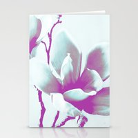 Magnolia Art Stationery Cards