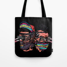 Bass Brothers Album cover  Tote Bag