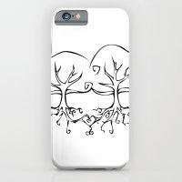 All The Pretty Blossoms iPhone 6 Slim Case