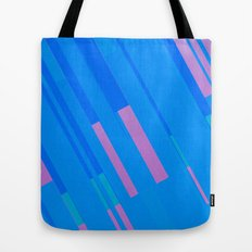 Canopus Blue Pink Tote Bag