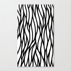 Raw Pattern Series: n. 4 Canvas Print