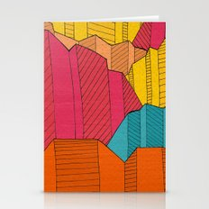 Cliff Colours  Stationery Cards