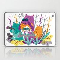 Spring is Coming! Laptop & iPad Skin