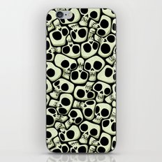 Vacation is over! iPhone & iPod Skin