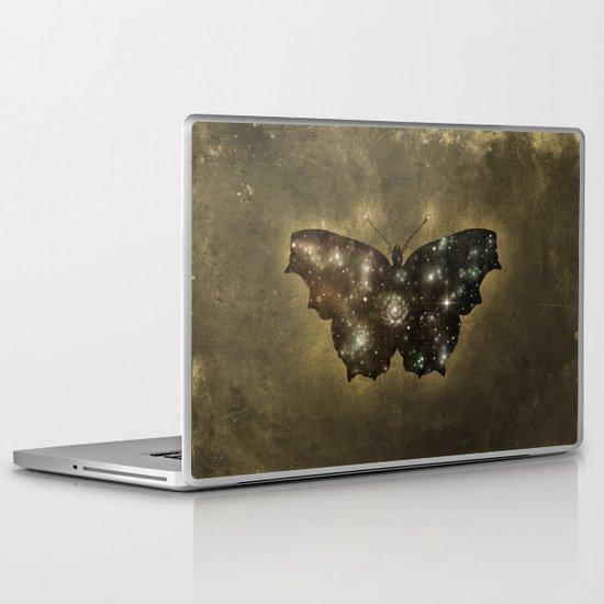 Cosmic Butterfly  Laptop & iPad Skin