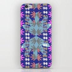 Farfalle 2 iPhone & iPod Skin