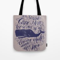 Cape Horn Tote Bag