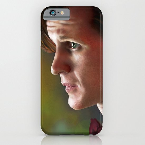 'Ancient and Forever' - (Doctor Who) iPhone & iPod Case