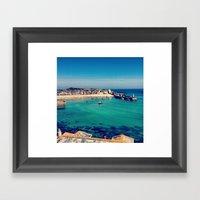 St Ives Framed Art Print