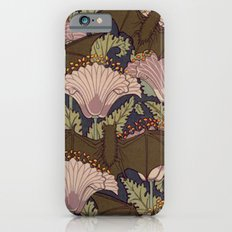 Vintage Art Deco Bat And… iPhone 6 Slim Case