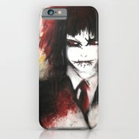 iPhone & iPod Case featuring Hitsugi Nightmare by NosProd