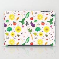 Delicious Vegetables iPad Case