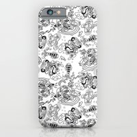 Polypus Filamentum (Pattern) iPhone 6 Slim Case