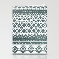 NORTH WIND TRIBAL Stationery Cards