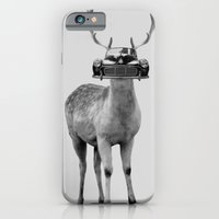 iPhone & iPod Case featuring deer by Panic Junkie