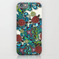 turtle reef iPhone 6 Slim Case