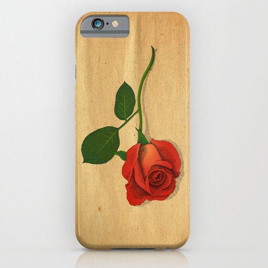 A Rose iPhone & iPod Case