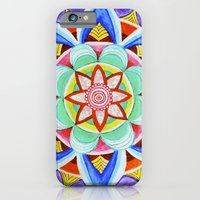 iPhone & iPod Case featuring 'We Are One' Mandala by Art, Love & Joy Designs