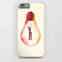 iPhone & iPod Case featuring Idea Begins by Ifan Rofiyandi