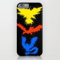 iPhone & iPod Case featuring Legendary Bird Splatter by trekvix