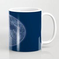 Dark Side of the Moon - Painting Mug