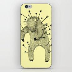 Life and Love (Yellow) iPhone & iPod Skin