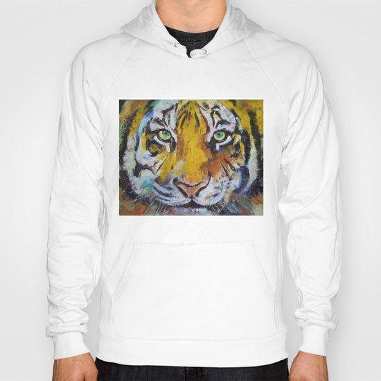 Tiger Psy Trance Hoody