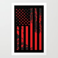 Restless Nights B3 Edition Art Print