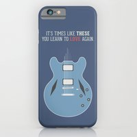 iPhone & iPod Case featuring Like These Times by Igor Miná