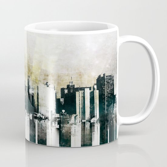 Music of The City Mug