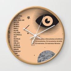 Nevel Wall Clock