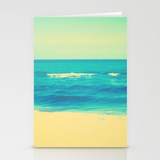 Beach Stationery Card