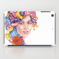 Goddess : Flora iPad Case