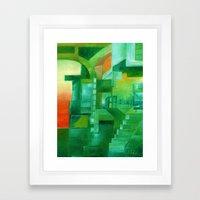 Different Kinds Of Morni… Framed Art Print