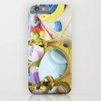 iPhone & iPod Case featuring Crown by Faith Buchanan