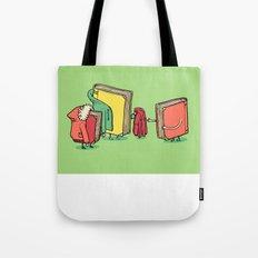 Book Jackets Tote Bag