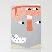 Karate Stationery Cards