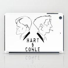 Hart & Cohle 1995 iPad Case