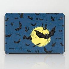 Bat Swarm iPad Case