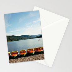 Bavarian Lake Stationery Cards