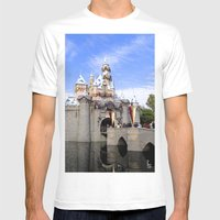Sleeping Beauty's Holida… Mens Fitted Tee White SMALL