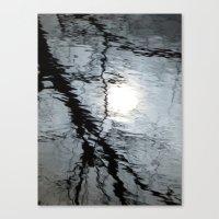Reflection 2016 I Canvas Print