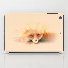 Soft and Foxy iPad Case