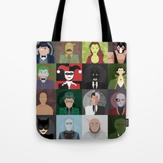 The Villains Tote Bag