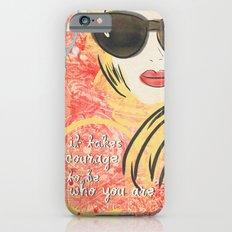 Courage Slim Case iPhone 6s