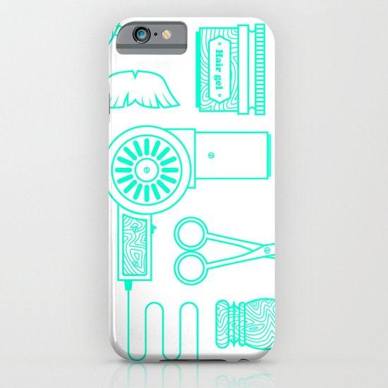 Hair iPhone & iPod Case