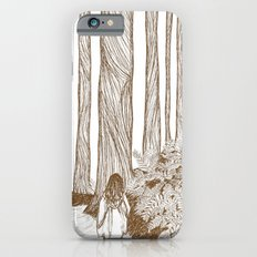Victoria And The Redwood… iPhone 6 Slim Case