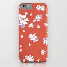 Ditsy - Tango iPhone 6 Slim Case