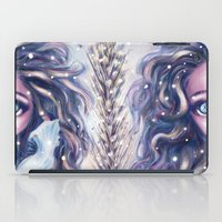 Winter Twins iPad Case